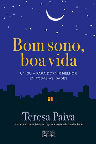 capa do livro bom sono, boa vida de Teresa Paiva