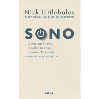 Capa do livro sono de nick littlehales
